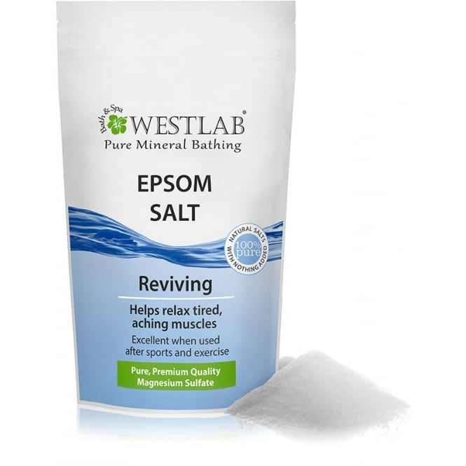 Westlab Salts Epsom Salt - Reviving