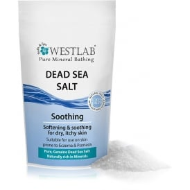 Westlab Dead Sea Salt Fine Grain - Soothing (1kg or 5kg)