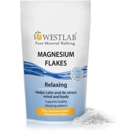 Westlab Magnesium Flakes - Relaxing (1kg or 5kg)