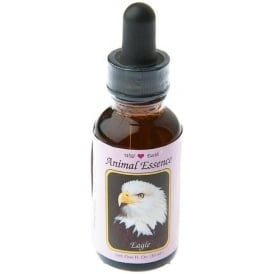 "Wild Earth Animal Essence ""Eagle"" (Stock Bottle) Oral 30ml (White Top)"