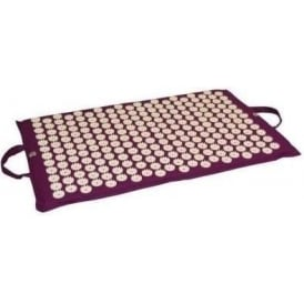 Acupressure Bed of Nails - Aubergine