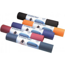 Studio Pro Yoga Mat 4.5mm Black