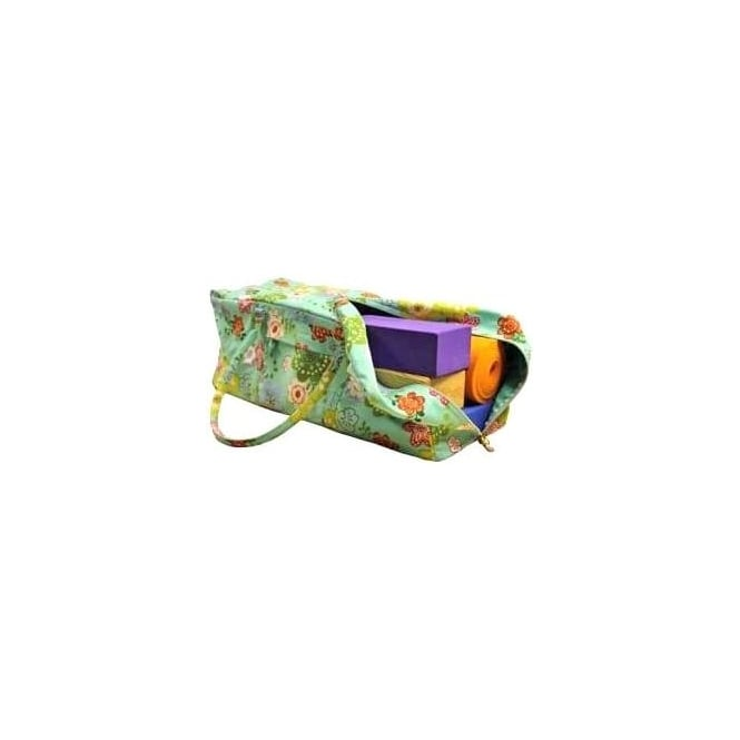 Yoga Mad Yoga Kit Bag - Flowers