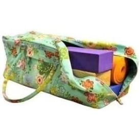Yoga Kit Bag - Flowers