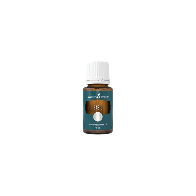 Young Living Basil Essential Oil - 15 ml