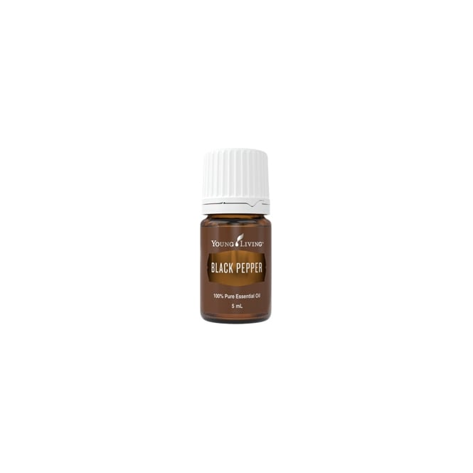 Young Living Black Pepper Essential Oil - 15 ml