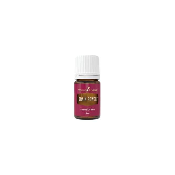 Young Living Brain Power Essential Oil - 5 ml