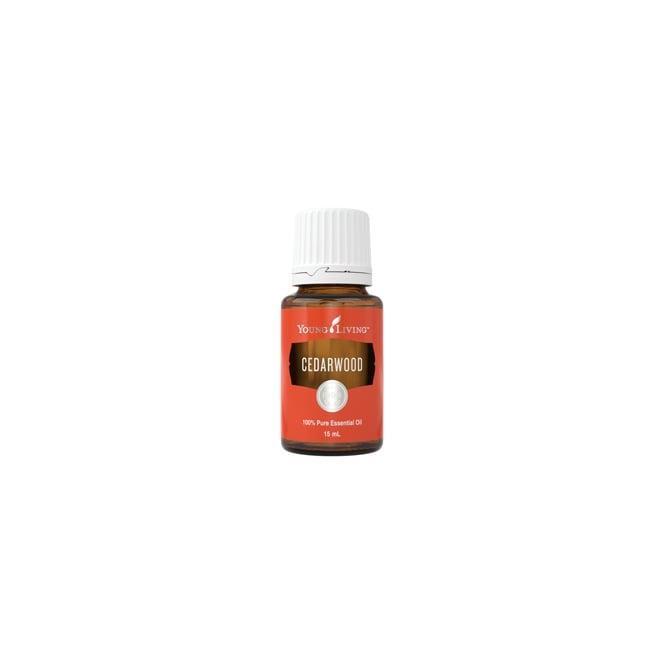 Young Living Cedarwood Essential Oil - 15 ml