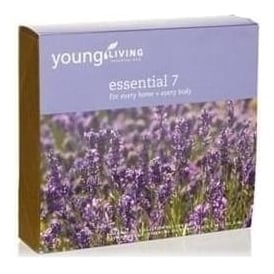 Young Living Essential 7 Essential Oil Collection