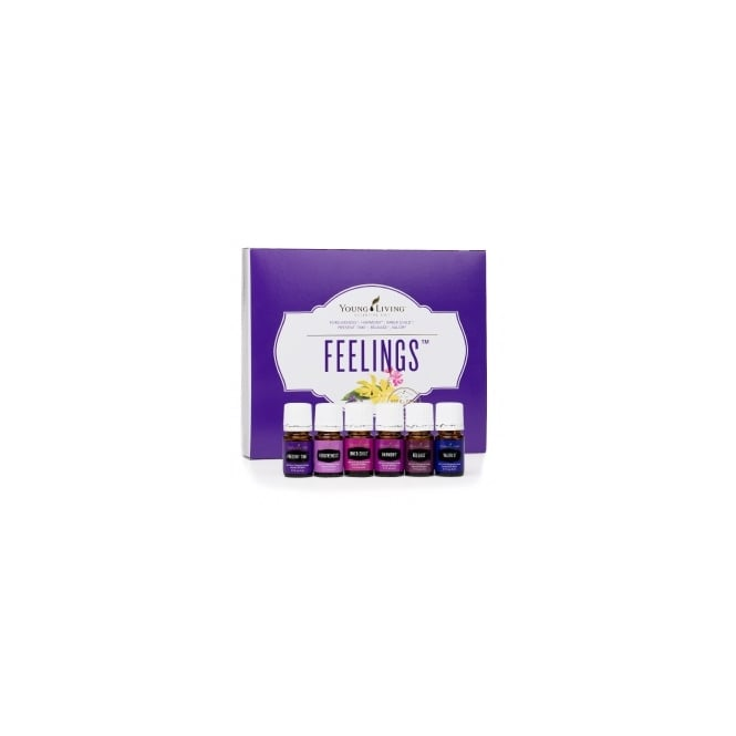 Young Living Essential Oils Feelings Kit - Essential Oil Collection