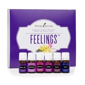 Young Living Feelings Kit - Essential Oil Collection