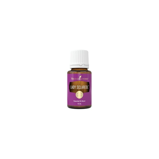 Young Living Lady Sclareol Essential Oil 15ml