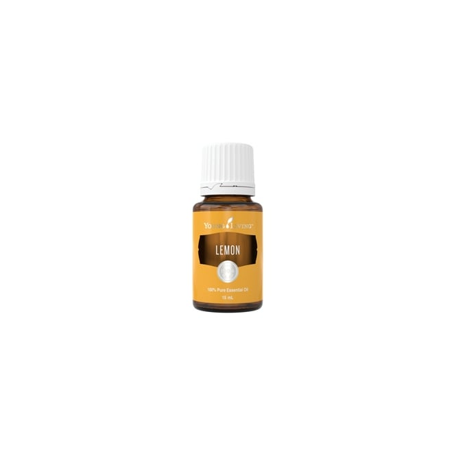 Young Living Lemon Essential Oil - 15 ml