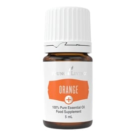 Orange Plus + Essential Oil - 5 ml (As a Food Supplement)