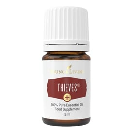 Thieves Plus + Essential Oil - 5 ml (As A Food Supplement)