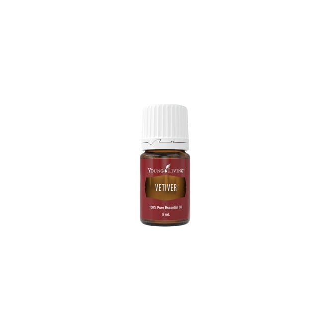 Young Living Vetiver Essential Oil - 5 ml (UK)